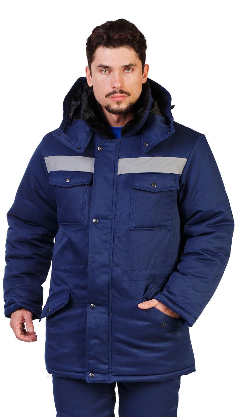 Спецодежда куртки зимние мужские